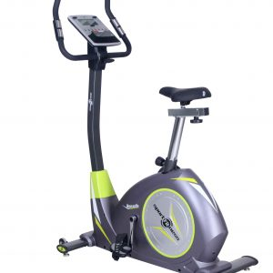 Bicicleta estática magnética programable