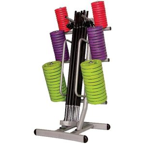 Rack para body pump