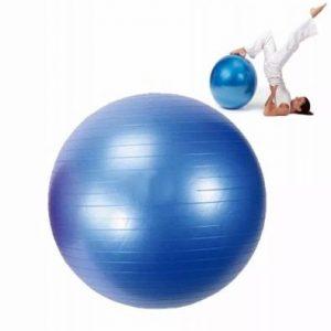 Bola gimnasia para ejercicios
